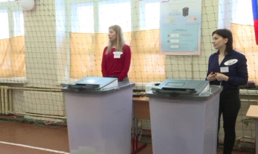 Неменее половины избирателей Архангельской области проголосовали навыборах