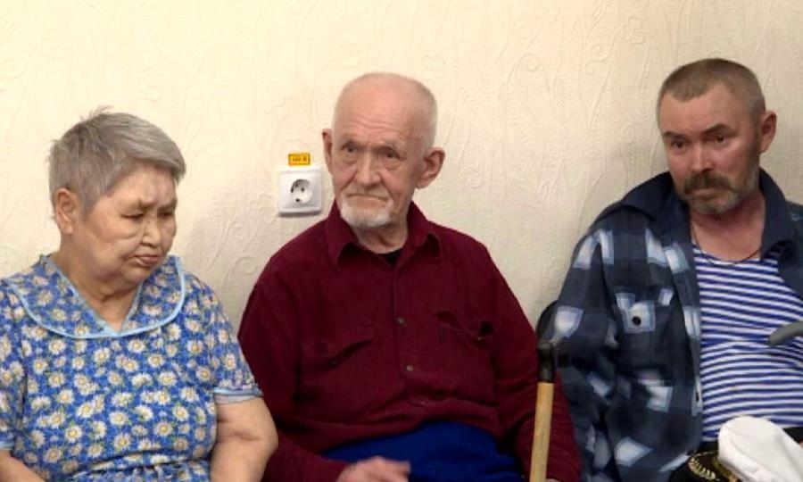 Пустозерский дом интернат для престарелых и инвалидов в доме культуры отметили день пожилого человека